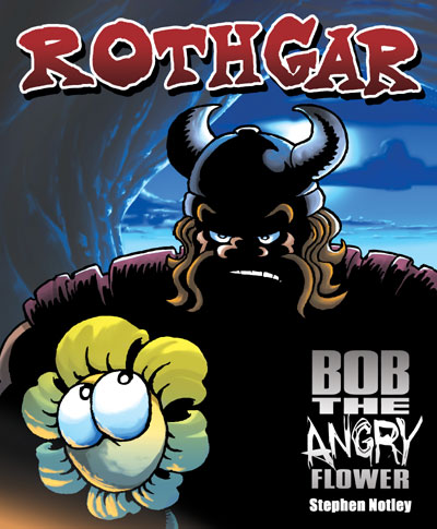 Buy Rothgar at ComixPress!
