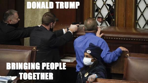 Donald Trump: Bringing People Together